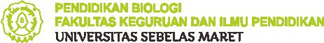 ..:::: Pendidikan Biologi FKIP UNS ::::..