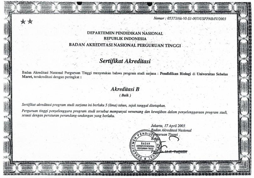AKREDITASI PRODI BIOLOGI 2003 SD 2008_00121