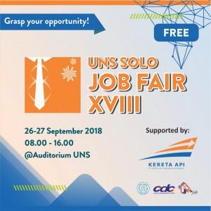uns job fair