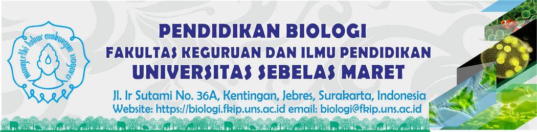 ..: Pendidikan Biologi FKIP UNS :..